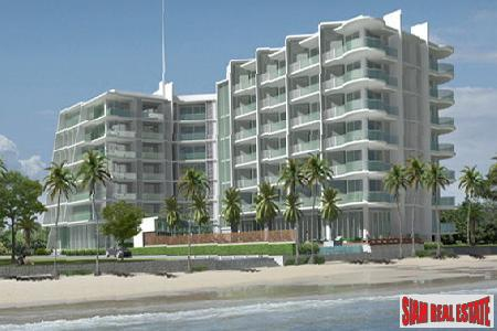 Luxurious Condominium Project Featuring Studio to 3 Bedroom Apartments - Na Jomtien