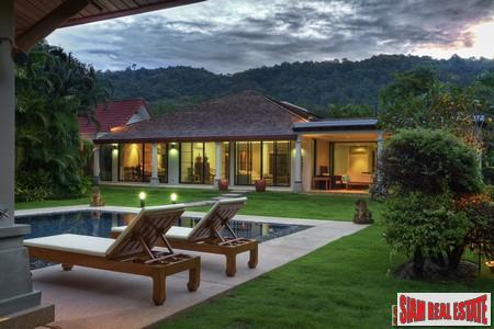 Five Bedroom Luxury Pool Villa in Nai Harn