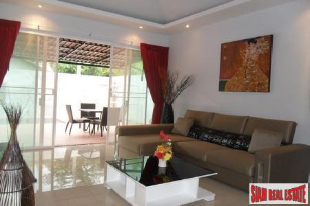 Modern Two-Bedroom Pool Villa in Rawai