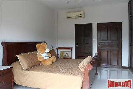 Fully furnished 3 bedrooms pool 5