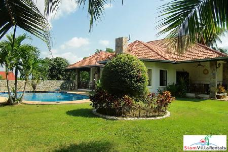 Detached Pool Villa Now Available For Sale - East Pattaya