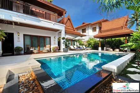 Stunning Four Bedroom Villa on Samui's Southeastern Coast