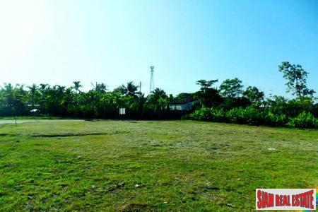 Residential Plots Available in Development near Boat Lagoon