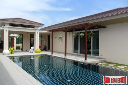 Luxury Three-Bedroom Pool Villas in Boat Lagoon Development