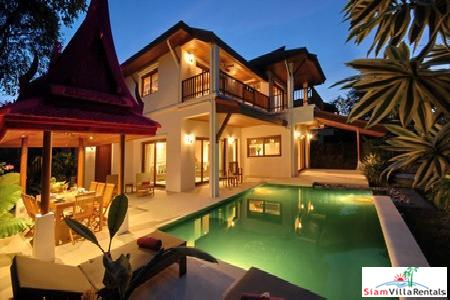 Amazing Three Bedroom Villa on Samui's Southeastern Coast