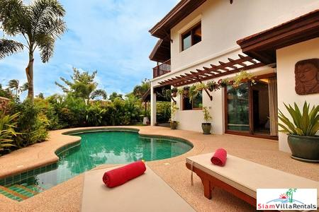 Beautiful Three Bedroom Pool Villa on Samui's Southeastern Coast