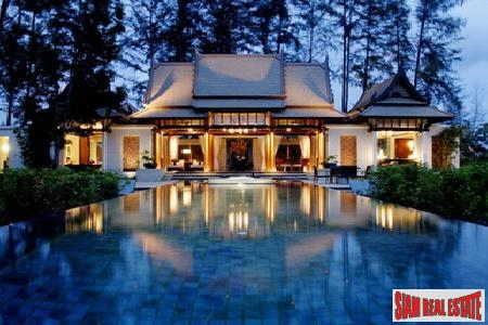 Luxury One Bedroom Pool Villas Available in Bang Tao