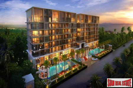 New Condominium Complex Close To The Beach - Jomtien