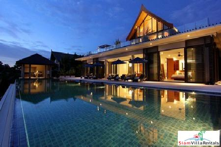 Ultimate-Luxury, Four Bedroom Villa at Cape Yamu