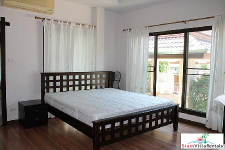 3 bedrooms villa with private 6