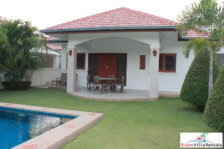 Fully furnished house with private swiming pool for rent