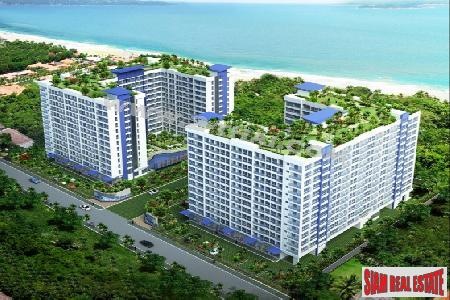 Studio Apartments In a Quality Beach Resort Area For Sale - Na Jomtien