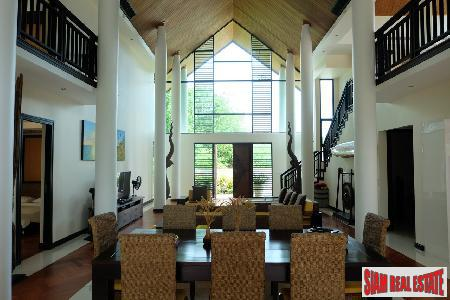 Modern, Luxurious Four-Bedroom Home in Nai Harn