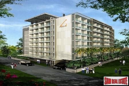 Affordable Luxury Ocean Side Condominium Development Offering Studio to 2 Bedroom Units - Jomtien