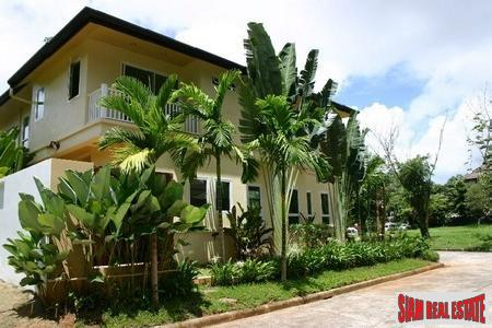 Three Bedroom Two-Storey Home in Chalong