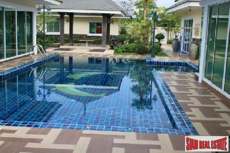 3 Bedroom 5 Bathroom House Fully Fitted With Modern Furniture And Appliances - Huay Yai