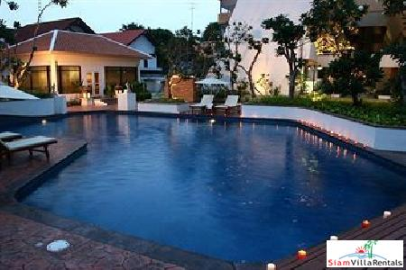 Large 3 Bedroom Penthouse Apartment For Long Term Rental - Jomtien