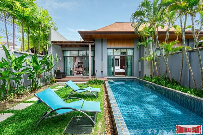 Two Villas Onyx | Two Bedroom House with Private Pool in Rawai