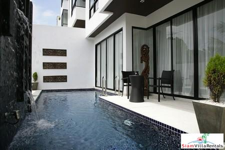Modern, Three-Bedroom Private Pool Villa in Nai Harn