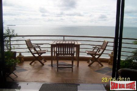 Three Bed Condominium, 189 Sqm Of Luxury With Stunning Sea Views - South Pattaya