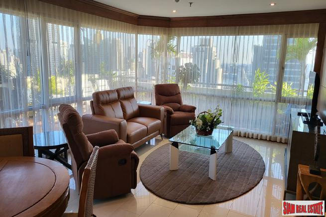 Sukhumvit Suite Condo | Two Bedroom for Rent in a Great Location, only 500 Meters To BTS Nana