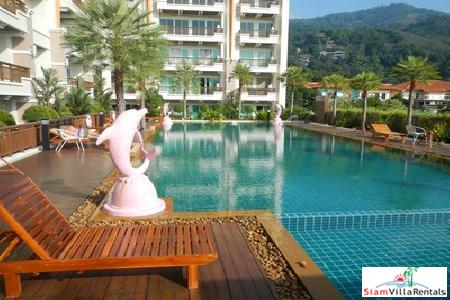One Bedroom Condo in Prime Patong Location