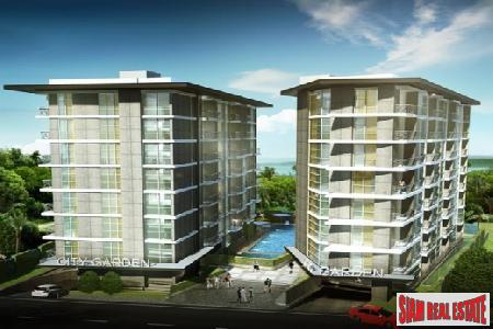 New Condominium Development In South Pattaya Featuring Studio to 2 Bedroom Units