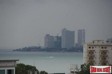 New Sea View Studio Apartment in South Pattaya