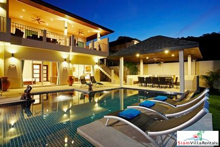 Seven Bedroom Luxury Pool Villa in Naiharn