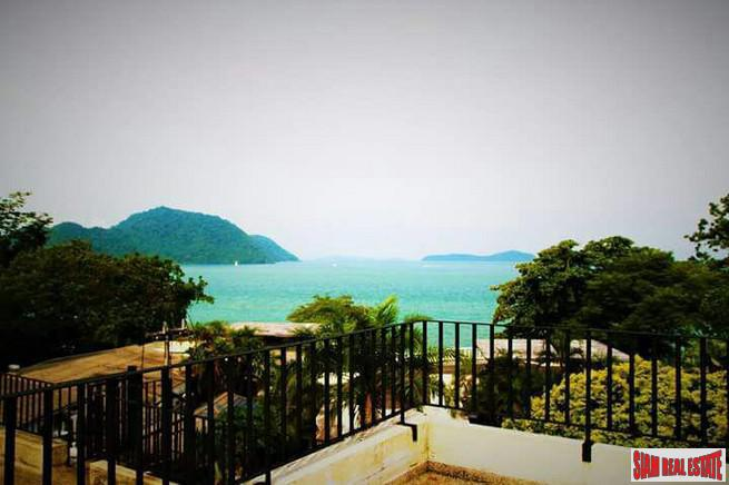 Two Bedroom Resort Condo with Sea View in Rawai for Rent