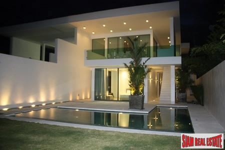 Modern, Three Bedroom Pool Villas in New Rawai Development