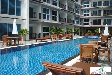 Studio Apartment For Short Term Rent - Pattaya City, Pattaya City, Pattaya