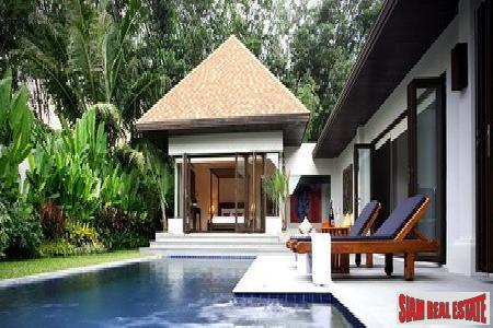 Elegant Four Bedroom Pool Villa in Naiharn