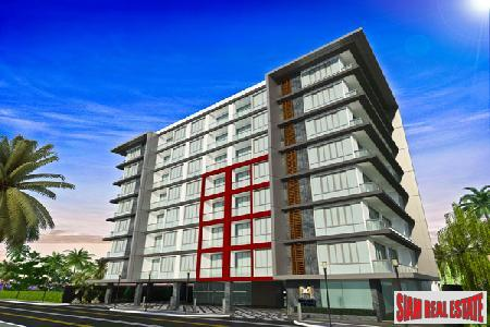 New Elegant And Stylish Condominium Project For South Pattaya