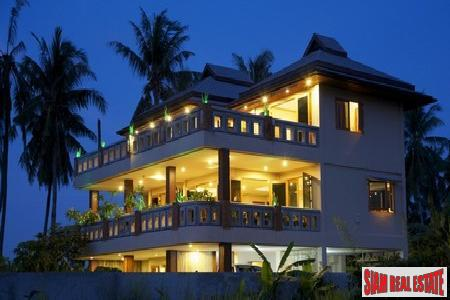 Three Bedroom Pool Villa with Self-Contained Apartments in Rawai