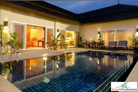 Two-Bedroom, Private Pool Villa in Bangjo