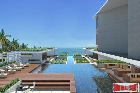 Brand New Low Rise Beach Front Condominium Development