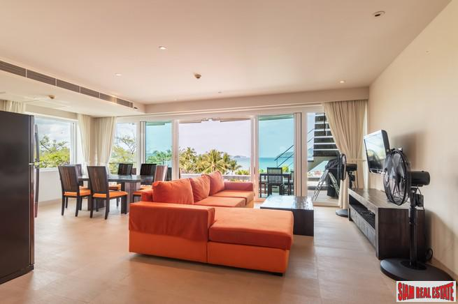 One-Bedroom Sea View Penthouse in 5