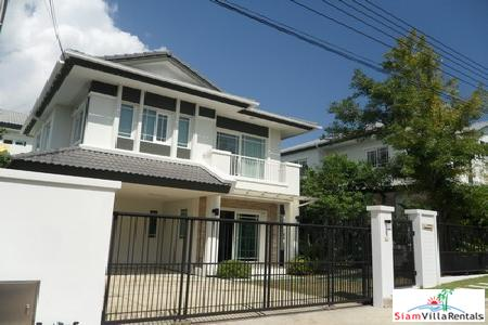 New, Two-Bedroom House in Chalong