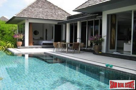 Luxury Three-Bedroom Pool Villa in Layan