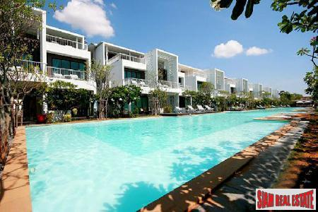 Fully furnished 1 bedroom condominium for sale only 250 meters from the beach.