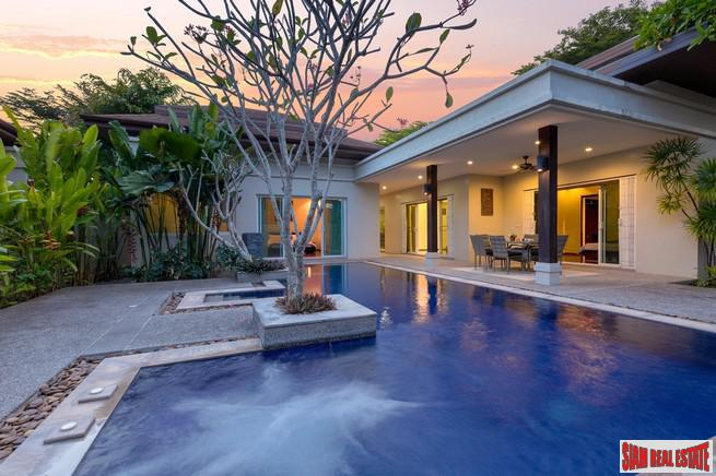 Rawai Grand Villa | Beautiful Three-Bedroom Pool Villa in Rawai Boutique Residence