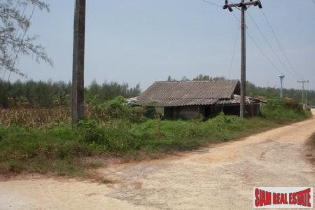 10 Rai Beachfront Land in 5