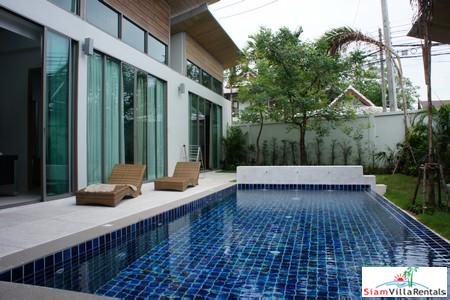 New, Modern Two-Bedroom Pool Villa in Cherngtalay