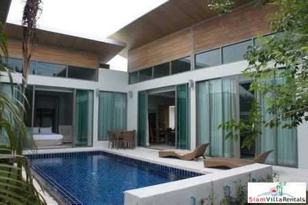 New, Modern Four-Bedroom Pool Villa in Cherngtalay