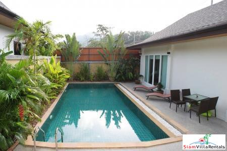 3 Bedroom Private Pool Villa in Rawai