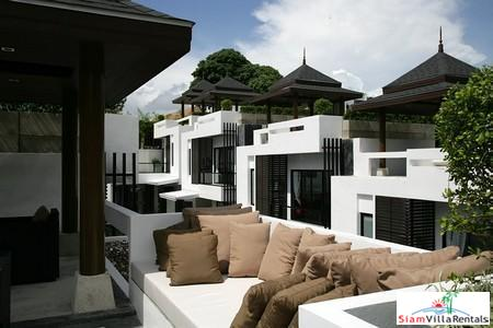 Ultra-Modern Three-Bedroom Villa in Nai Harn