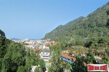 Bright, Modern One-Bedroom Apartment in Patong Hills