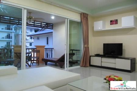 Palm Breeze Resort | Modern One Bedroom Nai Harn Apartment for Rent a Short Drive to the Beach