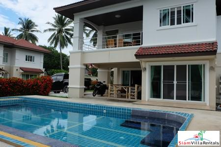 Brand New Four Bedroom Pool Villa in Rawai